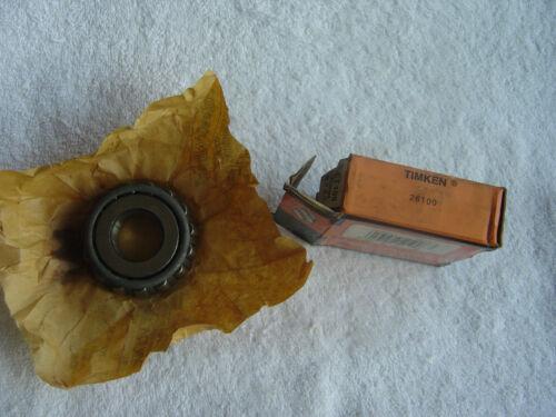 NIB Timken Bearing   26100