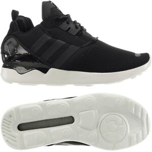 Details about Adidas ZX 8000 Boost black men's mid cut running lifestyle sneakers trainers NEW