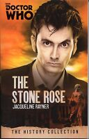 Doctor Who The Historical Collection The Stone Rose Mmpb Mint David Tennant
