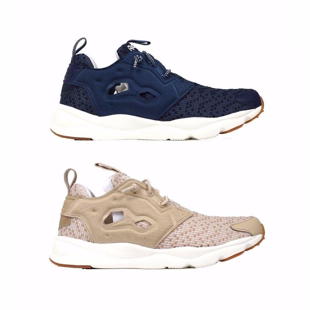 Reebok Furylite Off TG Wouomo scarpe BD3008 blu (Ink   Gum) BD3009 (Chalk  Gum)  per il commercio all'ingrosso