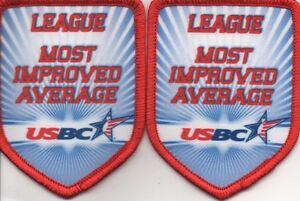 USBC League Most Improved Key Chain Bowling Bowler