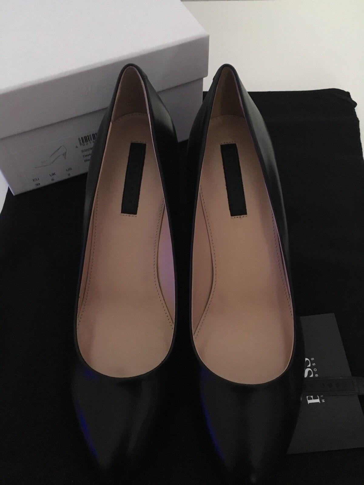Hugo Boss Woman Schuhe Pumps Dayla 38,5 oder 39 Neu mit Karton