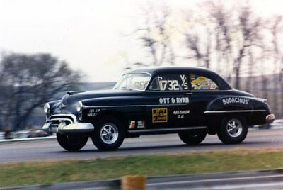 """Decals Responsible 1950 Olds Drag Car """"bodacious"""" 1/25th Scale Model Car Decal Structural Disabilities"""