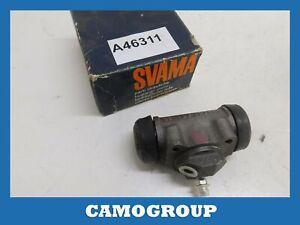 Cylinder Rear Brake Rear Wheel Brake Cylinder Svama Peugeot 104 309 504