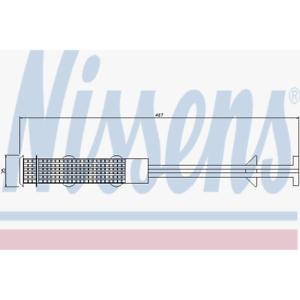 Sèche-linge Air Conditionné-NISSENS 95327