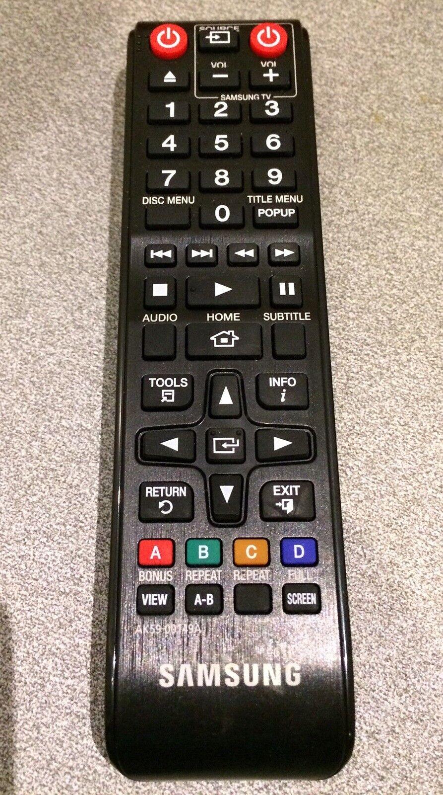 Samsung Tv Fjernbetjening | Fjernbetjening nyt, brugt og