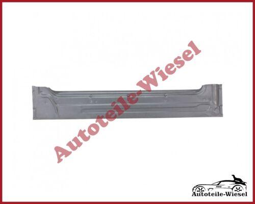 Schiebetür Rechts für VW TRANSPORTER lV T4 Reparaturblech Rinne f