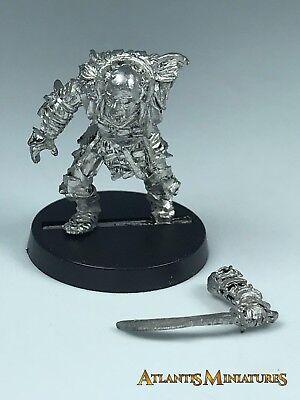 Metal Grishnak Orc - OOP - LOTR / Warhammer / Lord of the Rings X26 | eBay