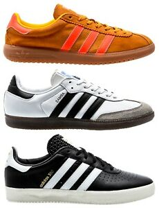 ADIDAS NEW YORK schwarz silber Herren Retro Wildleder Low