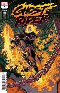 Ghost-Rider-1-Ed-Brisson-Aaron-Kuder-Marvel-Comics-2019-1st-Print-unread-NM