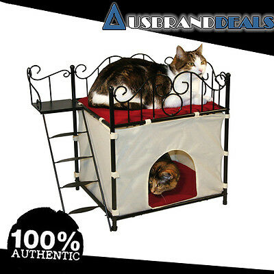KERBL DIVA CAT/KITTEN HOUSE/BED/FURNITURE METAL FRAME MULTIPLE EBAY AUSTRALIA