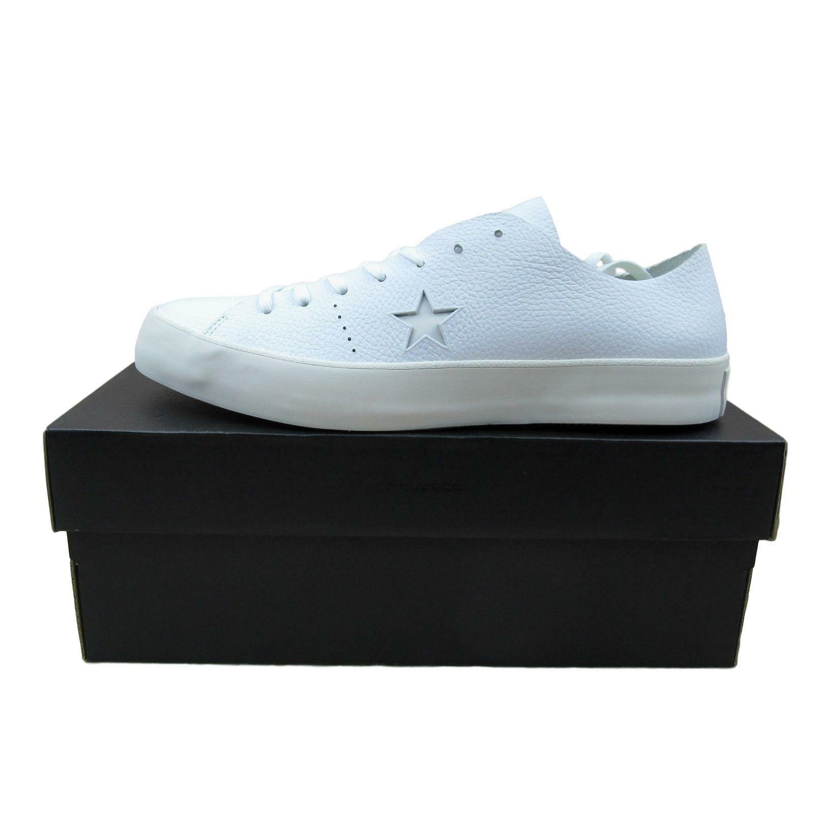Converse One Taglia Star Prime Low Top White Oxford Taglia One 9.5 Uomo New 154839C 3855df