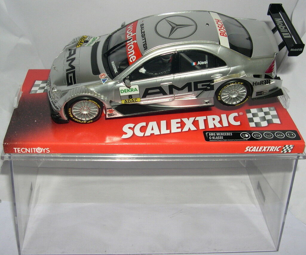 SCALEXTRIC 6179 MERCEDES C-CLASS AMG J.ALESI MB