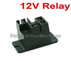 T9AP1D52-12, BATTERY CHARGER RELAY, 30A,12V, POTTER & BRUMFIELD, TYCO ELECTRONIC