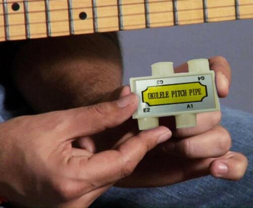 Ukulele Pitch Pipe 4 Tones 4 Note Tuner