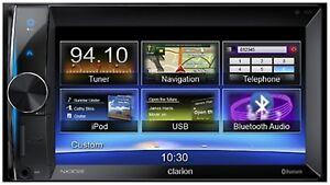 Clarion-NX302E-NEU-2DIN-Multimedia-Navigation-6-2-Zoll-Touchscreen-Bluetooth-EQ