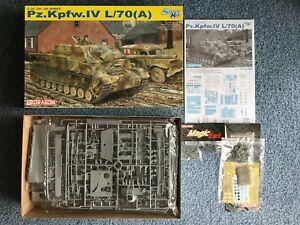 Kit de modèle Dragon 1/35 Pz.kpfw.iv L / 70 (a) n ° 6689