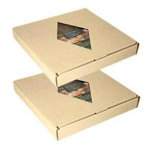 2er Pack XXL BBQ Grill Salzsteine Himalayasalz   je 20 x 20 x 2,5 cm   je 2.2 kg