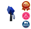 miniatura 4 - CAVO AUX + KIT ESTR. DELPHI BOSCH FIAT 500 PUNTO EVO LANCIA JACK FEMMINA E PONTE