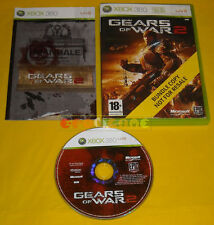 GEARS OF WAR 2 XBOX 360 Versione Italiana Bundle GOW »»»»» COMPLETO