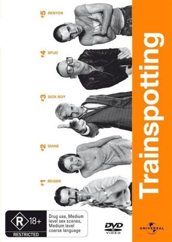 1 of 1 - Trainspotting (DVD, 1999)