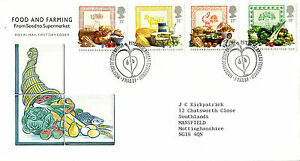 7 MARCH 1989 FOOD AND FARMING ROYAL MAIL FIRST DAY COVER BUREAU SHS - <span itemprop=availableAtOrFrom>Weston Super Mare, Somerset, United Kingdom</span> - If the item you received has in any way been wrongly described or we have made a mistake regardless of the nature we will pay your return postage costs. If however the - Weston Super Mare, Somerset, United Kingdom