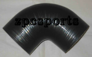 2-25-034-to-2-25-Inch-57mm-90-Degree-Silicone-Pipe-Coupler-Hose-intercooler-Black