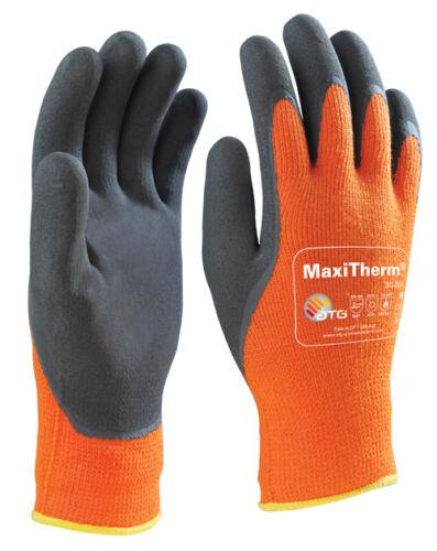 Maxitherm 30-201 Palmo Rivestito Termale Freddo Temperatura da Lavoro Guanti