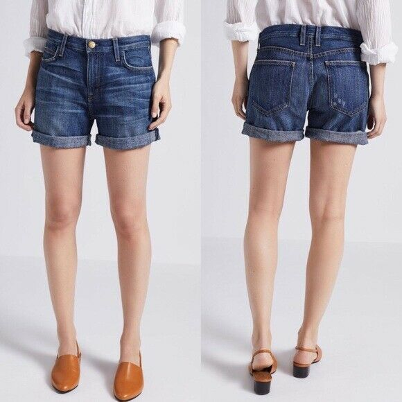 Current Elliott The Rolled Short Size 25