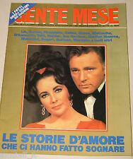 GENTE MESE=1987/16=LIZ TAYLOR COVER=LE STORIE D'AMORE CHE CI HANNO FATTO SOGNARE