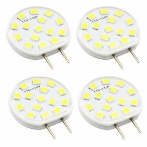 Details About 4x 2 5w Dimmable G8 Bi Pin Base Led Light Bulb 120v For Under Cabinet Lighting