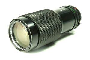 CANON-FD-70-210-f4-Constant-Aperture-Macro-Zoom-Camera-Lens-161669-with-caps
