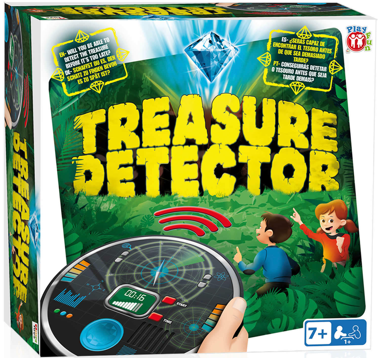 IMC Coffre-fort Detector électronique Trésor diamants recherche ACTION jeu 7j