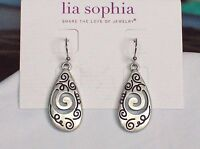Beautiful Lia Sophia Day Dreamer Dangle Earrings,
