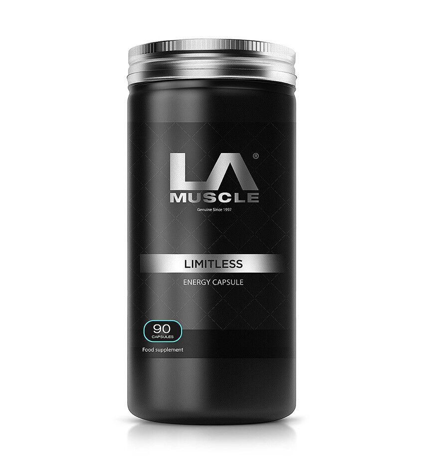 LA Muscle: Limitless: To Increase ROTuce Alertness & ROTuce Increase Fatigue 12042d