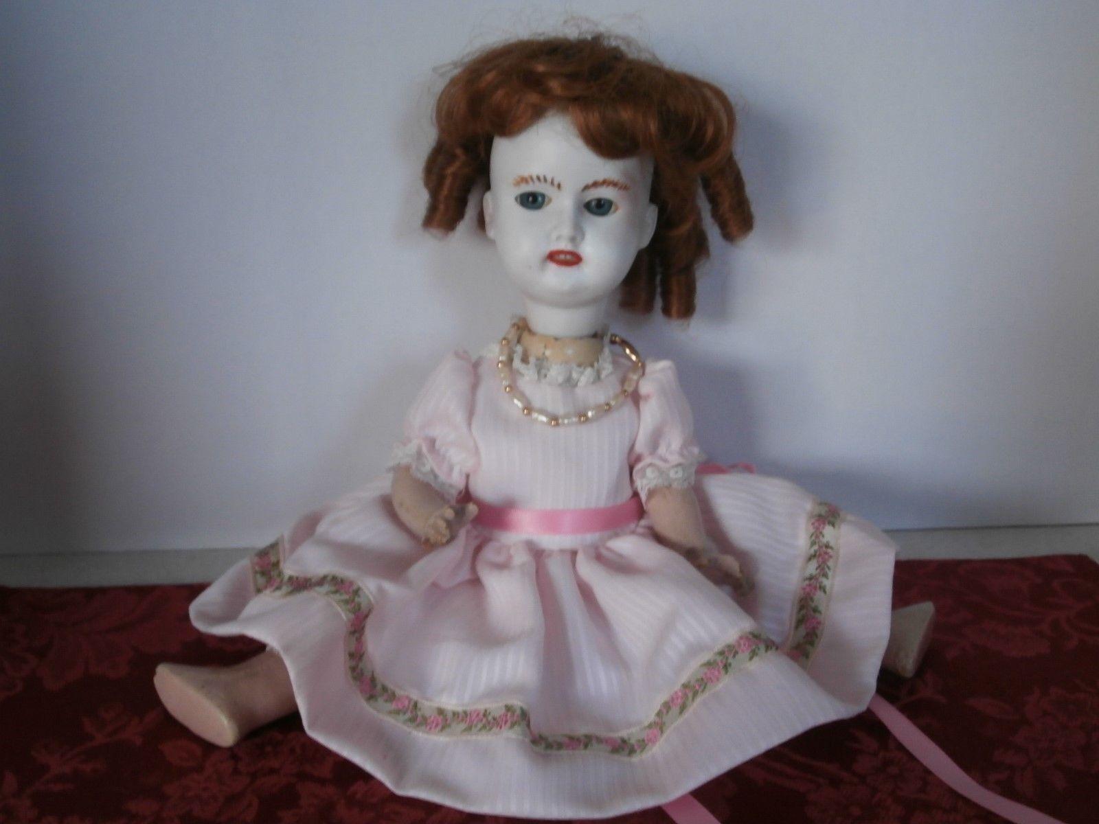 RARE ANTIQUE  390.A 4 OX M BISQUE COMPOSITION bambola GERuomo GIRL 11 1 2 TA  fornire un prodotto di qualità
