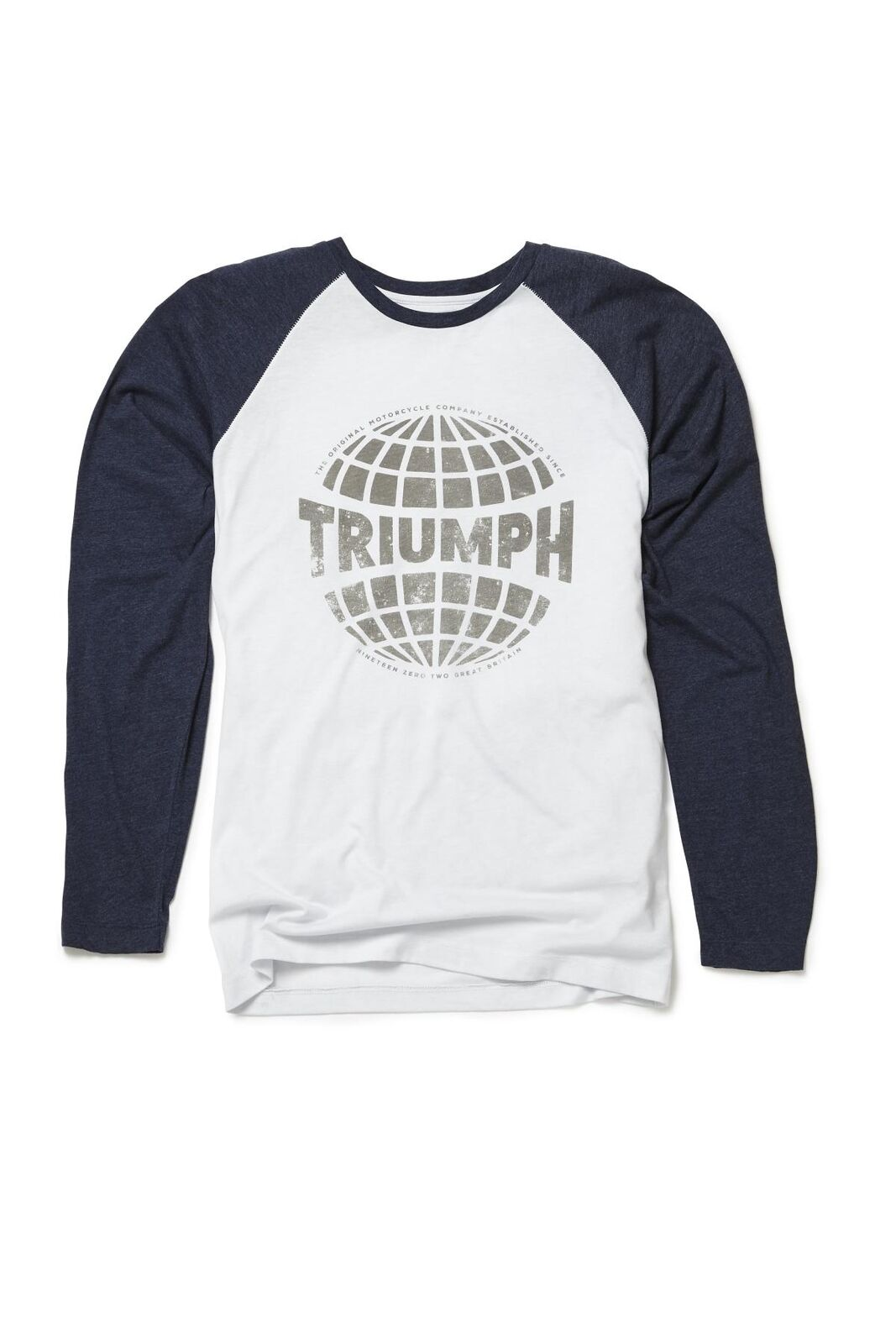 Triumph Reid Raglan Long Sleeved T-Shirt