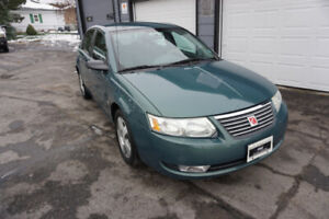 2006 Saturn ION Uplevel Sedan -Certified