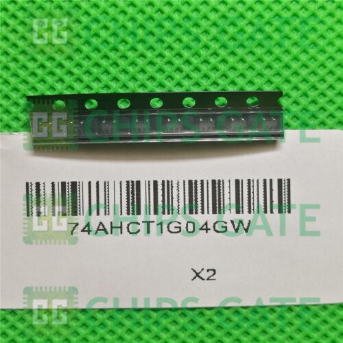 8PCS 74AHCT1G04GW SOT-353