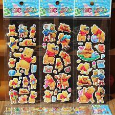 Orso Winnie PVC Adesivo Decalcomania Cameretta Bambini,Adesivi ,Arte In Vinile,