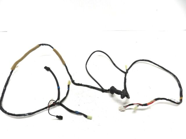 02-03 Subaru Impreza WRX Rear Hatch Gate Wiring Harness Cord ... on subaru rear light, subaru ecm, subaru charging system, subaru trim clips, subaru coil, subaru frame, subaru schematic, subaru repair manual, subaru alternator problems, subaru engine firing order, subaru wiper parts, subaru part numbers, subaru transformer, subaru blue, subaru turn signal, subaru head lights, subaru neutral switch, subaru brakes, subaru design, subaru headlight parts,