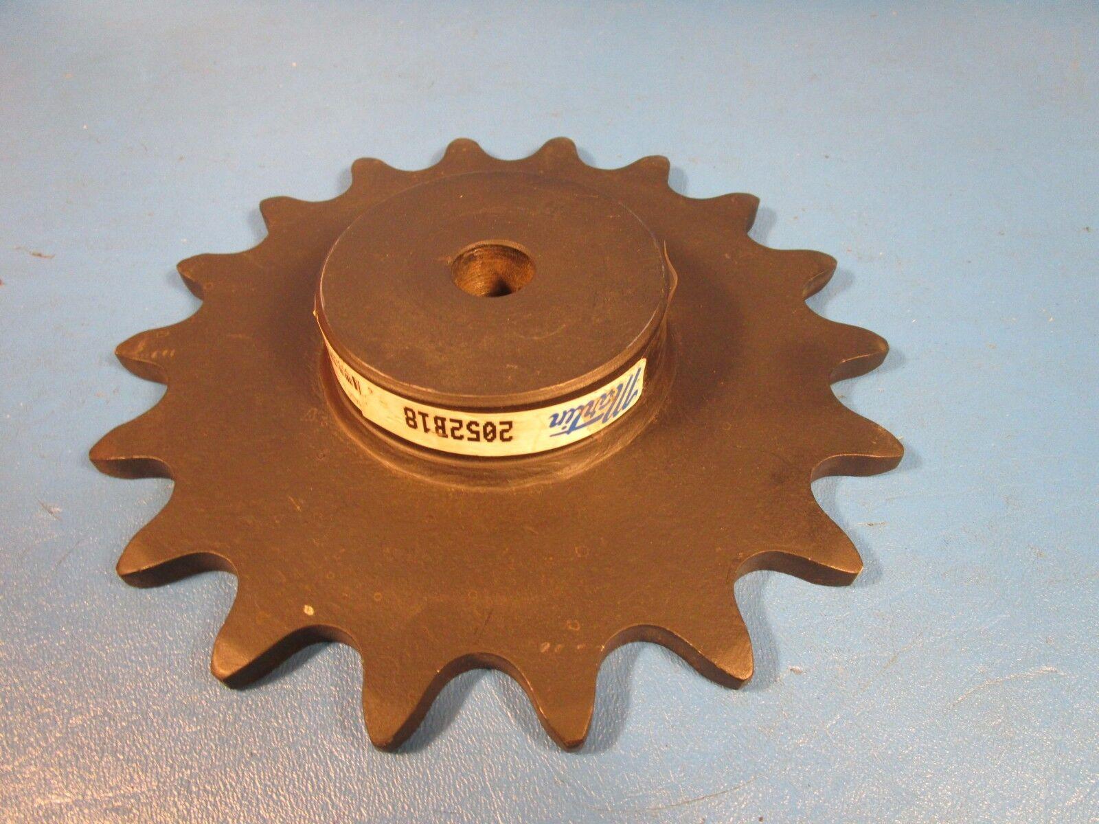 Martin 2052B18 3 4  bore, 2052 Chain,18 Teeth, 2052B18 (UST,Tsubaki )