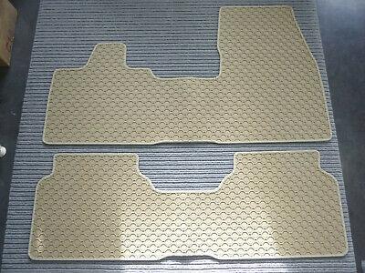 Original Lengenfelder Gummimatten passend für BMW i3 I3 NEU Gummi Fußmatten