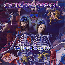 """Cathedral """"The Carnival Bizarre"""" CD - NEW!"""