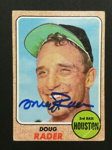 Doug-Rader-Astros-signed-1968-Topps-baseball-card-332-Auto-Autograph-2