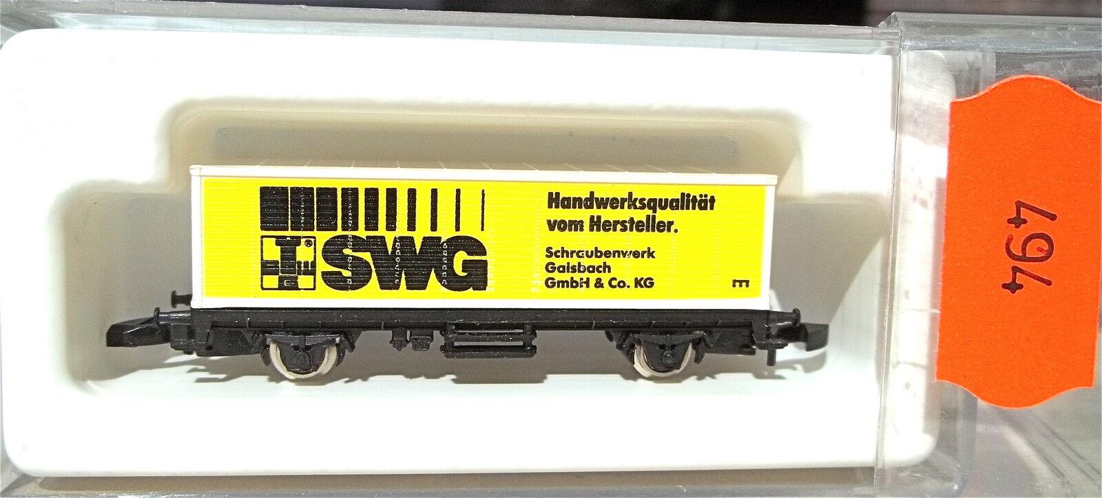 Swg Viti Vagone per Container Kolls 89704   8615 Scala Z 1/220 494   Å