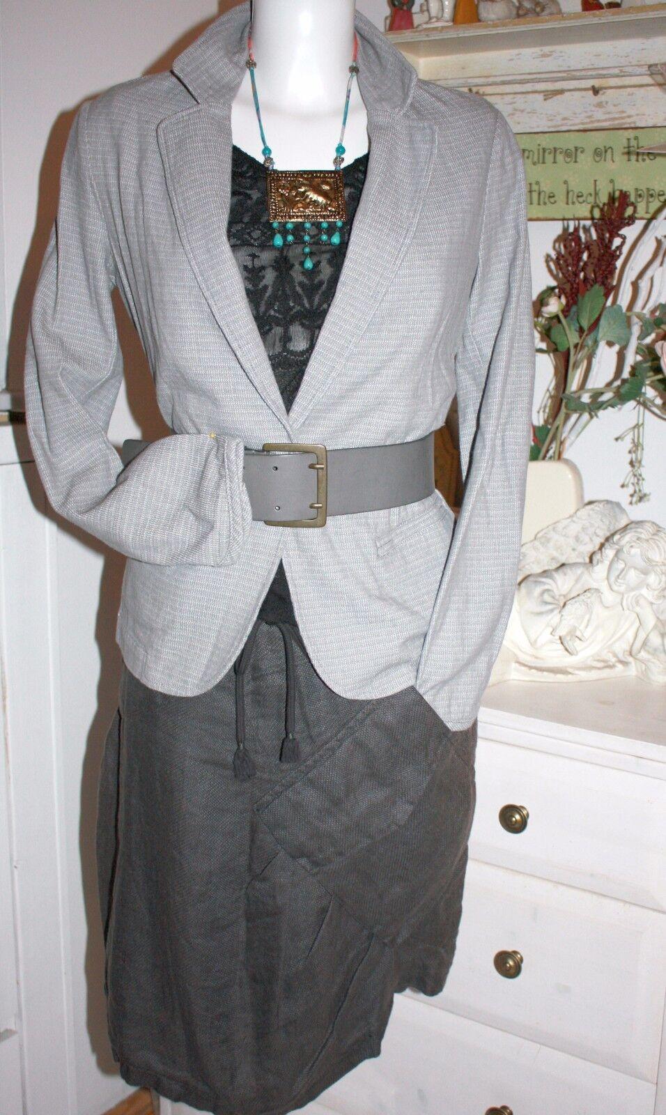 Noa Noa Jacke Blazer Casual Cool Frost grau  Größe  XL  Neu