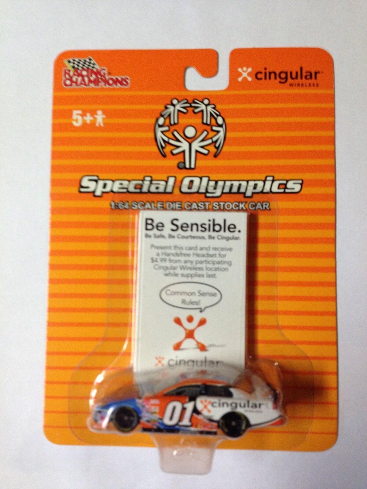 RARE Racing ChampionsCingular Wireles Special Olympics 2001 Dodge Intrepid