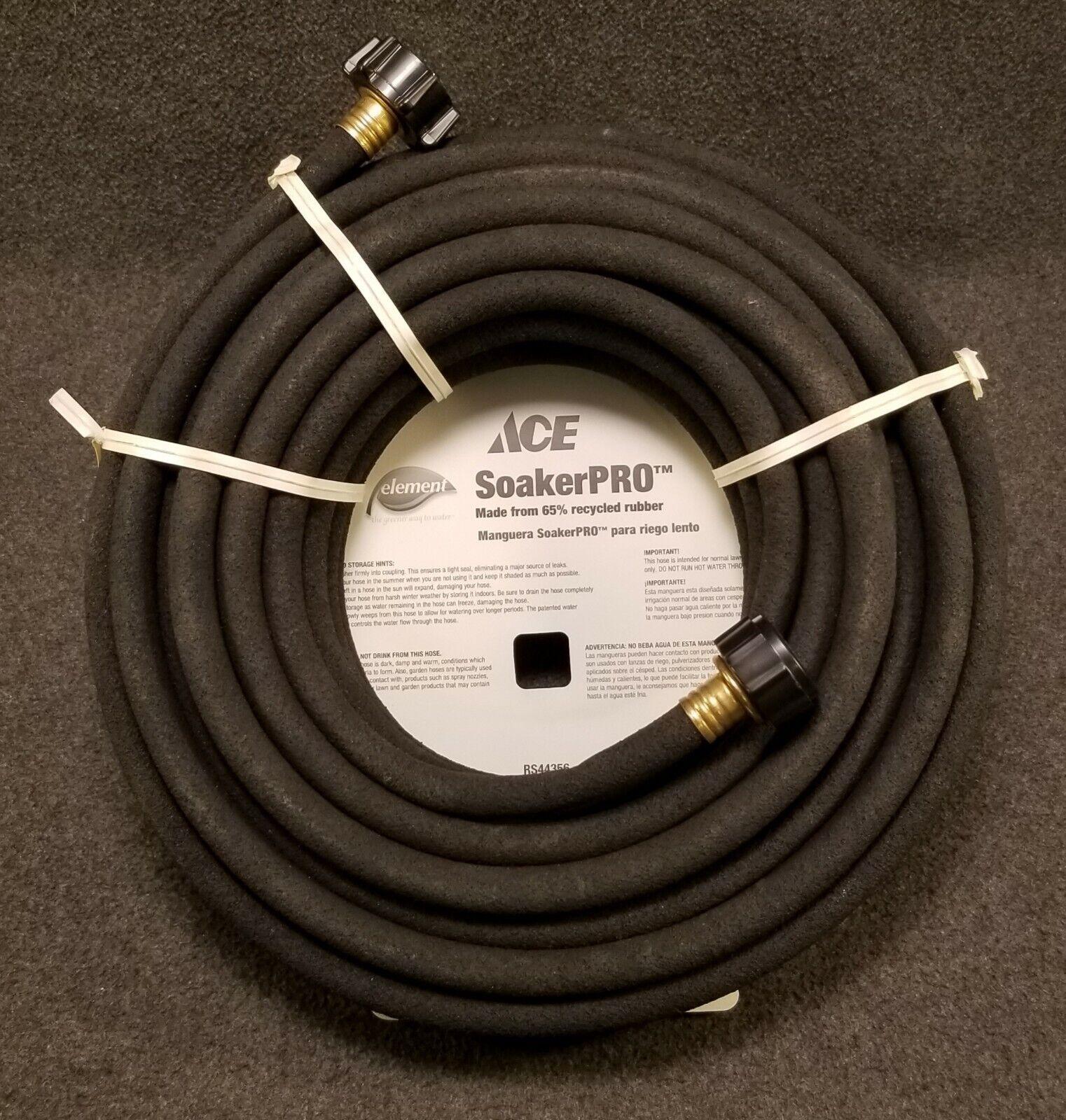 ACE Element 3/8-Inch by 50-Feet SoakerPro Soaker Hose 7300627