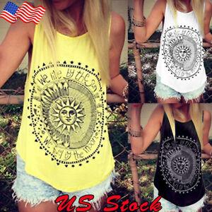 Womens-Sleeveless-Boho-Tank-Top-Vest-Loose-Summer-Beach-Casual-T-Shirt-Blouse